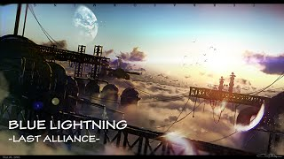 BLUE LIGHTNING - LAST ALLIANCE [Keep on smashing blue,] Pagina en F...