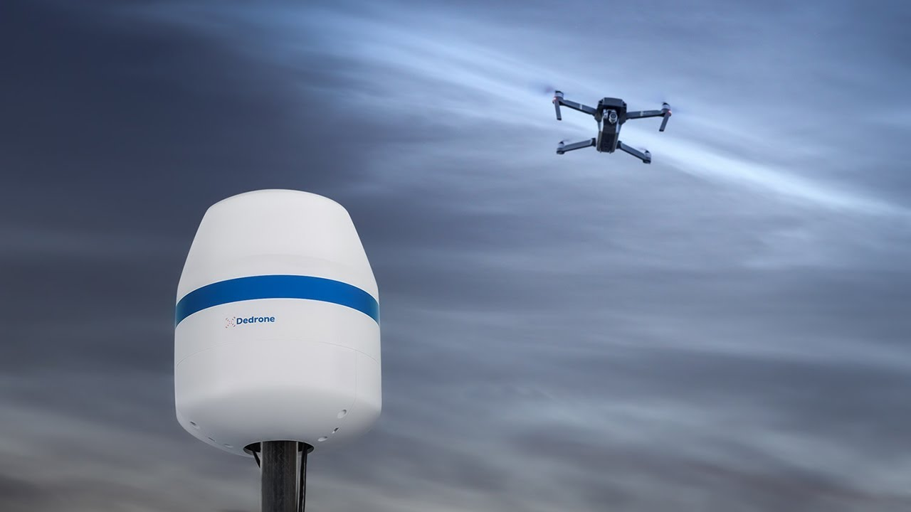 Market-Leading Airspace Security Technology by Dedrone