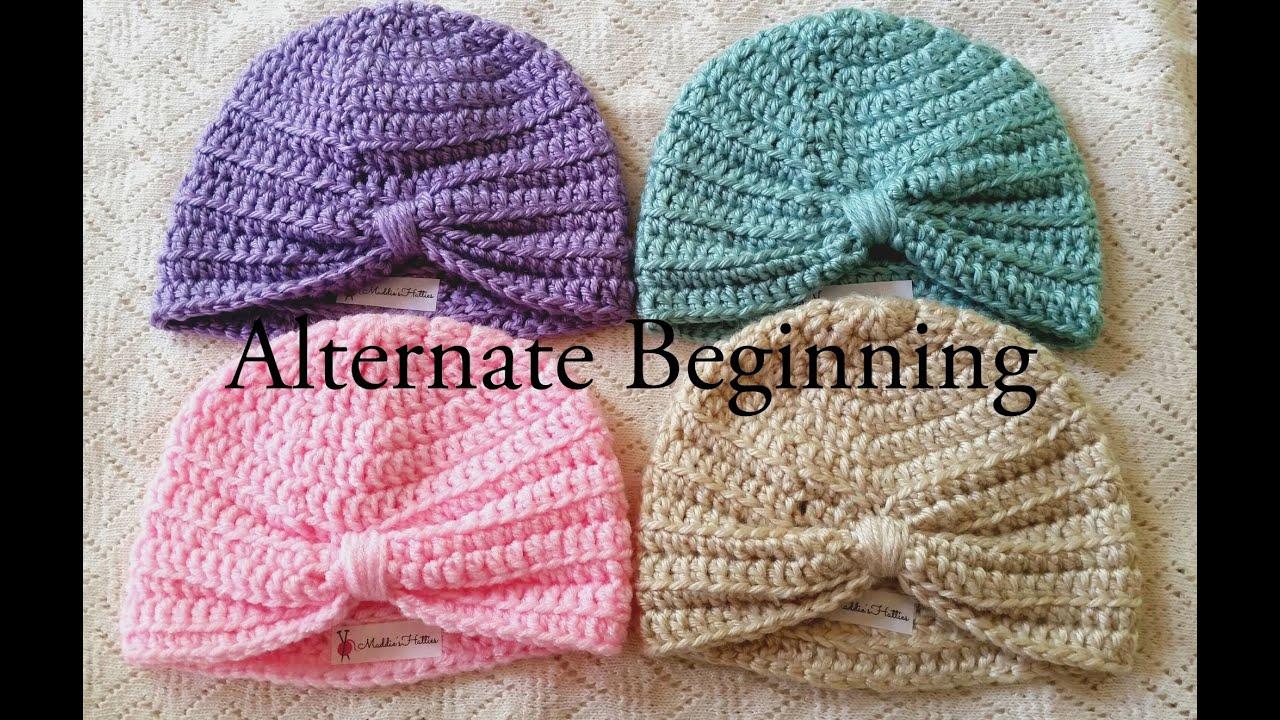 Alternate beginning baby turban tutorial youtube alternate beginning baby turban tutorial baditri Images
