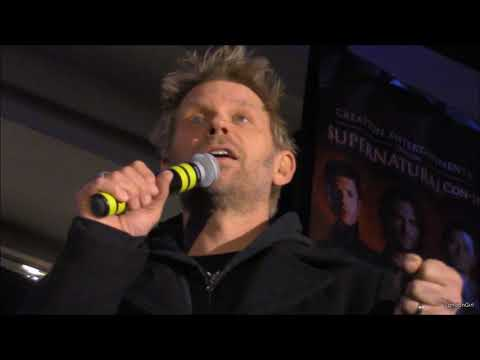 Montreal Con Mark Pellegrino FULL Saturday Panel 2018 Supernatural