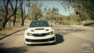 Launch Control: Bucky Lasek's day off and podium in Atlanta for Subaru
