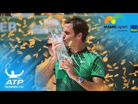 Watch Miami Open 2018 live tennis streaming on Tennis TV!