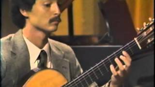Andres Segovia Masterclass of 1986 with a 1943 Hermann Hauser Sr. guitar pt. 1