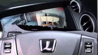 Впервые!  Luxgen 7 SUV.  Кроссовер Люксген 7 - Видео обзор сборки, внешнего вида и салона.