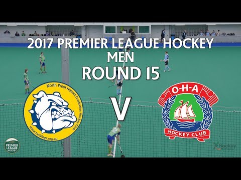 North West Grads v OHA | Men Round 15 | Premier League Hockey 2017