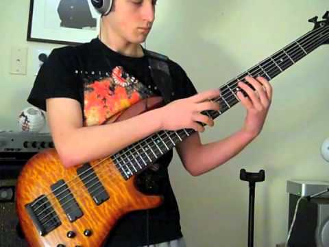 Soraya (Animals As Leaders) - Bass Cover