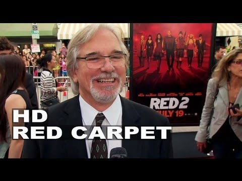 Red 2 Premiere: Director Dean Parisot Interview