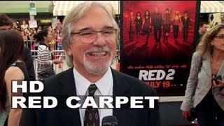 Red 2 Premiere: Director Dean Parisot Interview