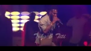 YE BURNA BOY Performs Back2Back Hits At AQUILA RECORDS 3rd Anniversary