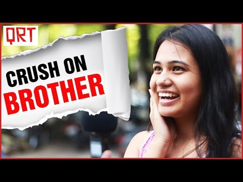 Thumbnail: Father in LOVE with AUNTY | Girls Calling Boys BHAIYA | Hindi Comedy Video | Quick Reaction Team