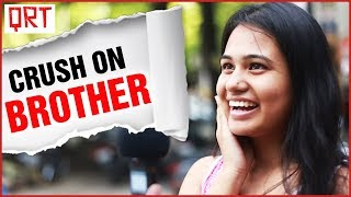 Father in LOVE with AUNTY | Girls Calling Boys BHAIYA | Hindi Comedy Video | Quick Reaction Team
