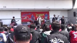 矢沢C吉&HEART BAND 2017.3.26@Cannonball Festival in 廣島 2017 thumbnail