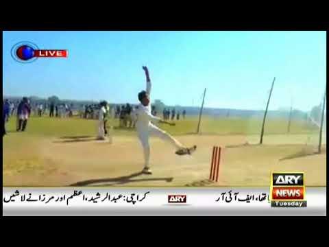 Karachi Kings 'Brighto Khiladi Ki Khoj' discovers 6'4 inches tall bowler