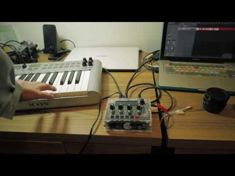 Overview of Mutable Instruments' Shruthi-1