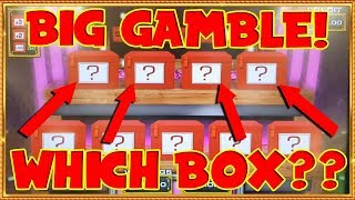 Deal or No Deal 30 FREE SPINS!! + BIG Gamble