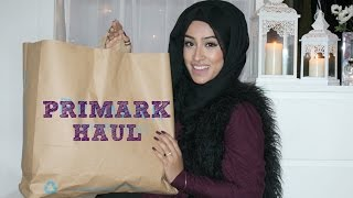 Primark Haul November 2015 | Sebinaah