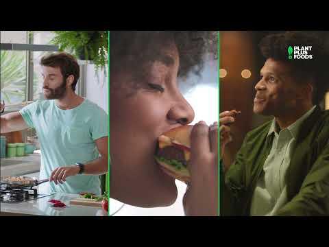 PlantPlus Foods ™ | Chegou o alimento 100% à base de plantas