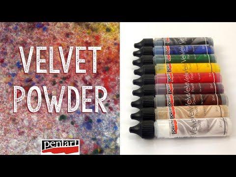 Bársonyporok // Velvet powder