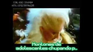 Sigue Sigue Sputnik - Love missile F1-11 (subtitulada español)