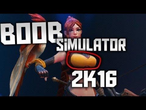 Boob Simulator