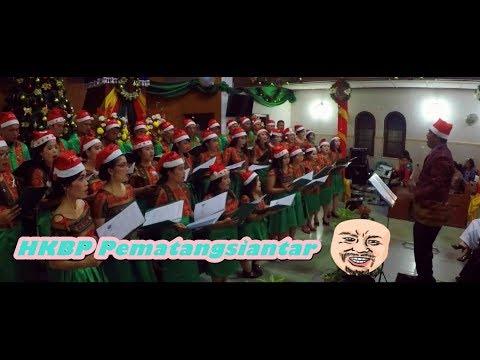Koor Natal Naposobulung HKBP - Hai Dunia Gembiralah 🏆