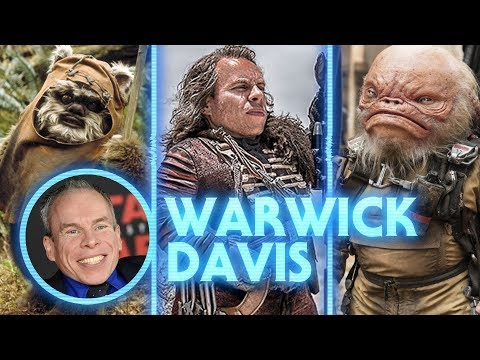 Every Star Wars Characters Played by Warwick Davis
