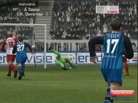 Best Goals - Option File PES 6 Shine 2018 - A. Szalai - Hoffenheim v RB  Leipzig - Bundesliga 335cac670