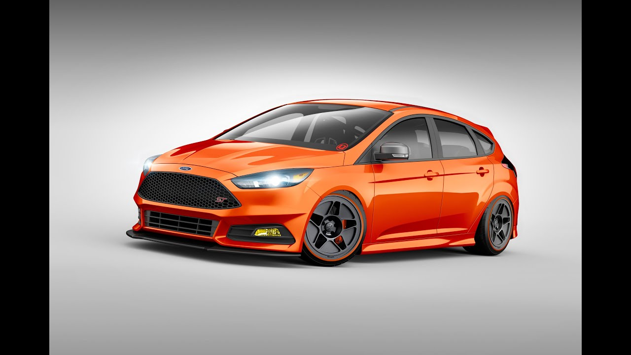 small resolution of ford focus st parts 2013 2018 focus st performance parts cj pony parts