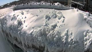 Niagara Falls with a DJI phantom 2 vision