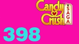 Candy Crush saga Livello Level 398