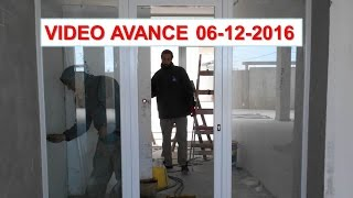 Edificio BRISAMAR I - Avance de Obra 16 Diciembre 2016