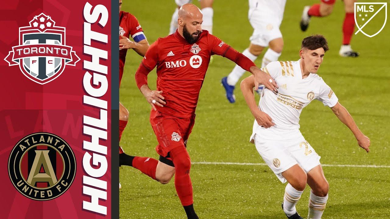 Toronto FC vs. Atlanta United FC   October 18, 2020   MLS Highlights
