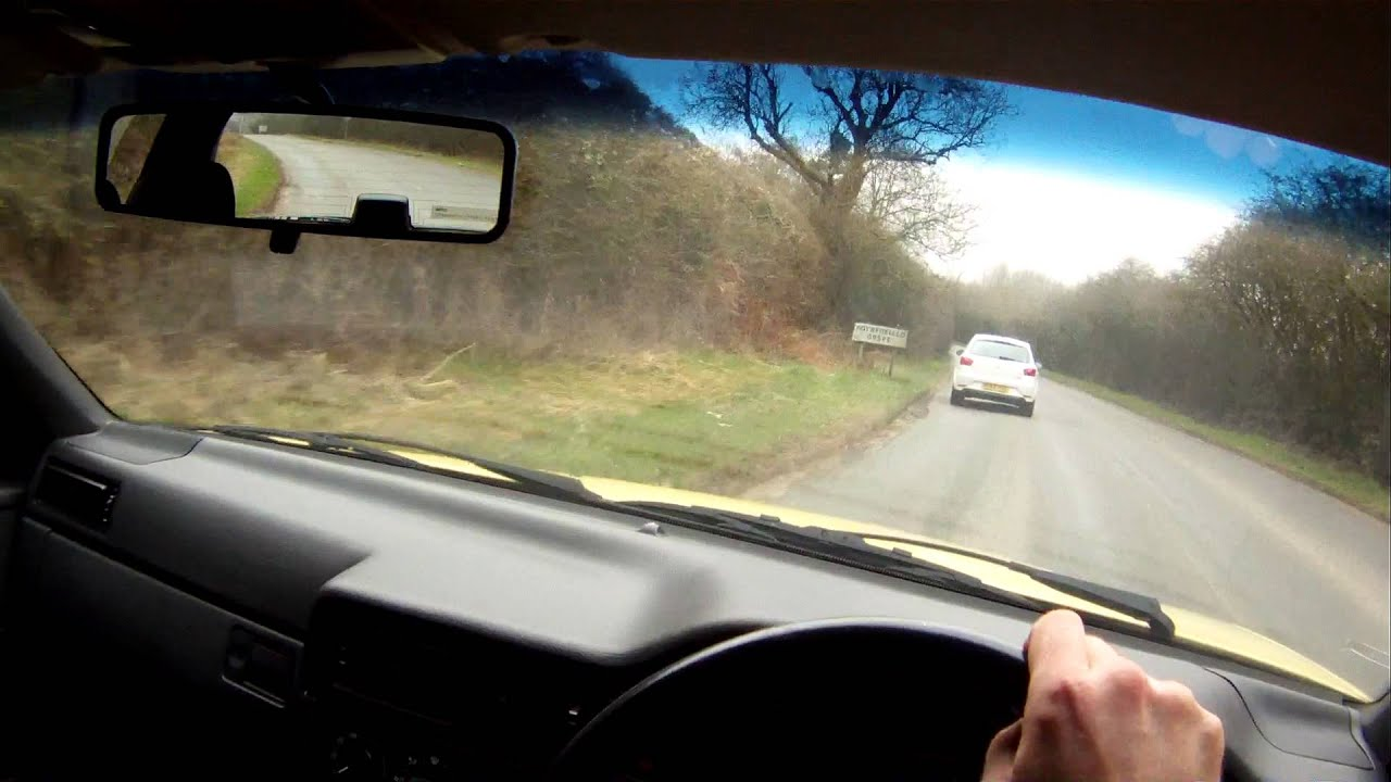 volvo 850 T 5R estate manual for sale in action - YouTube