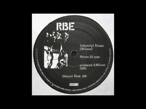 Raudive Bunker Experiment - Industrial Estate / A Knot (1982)