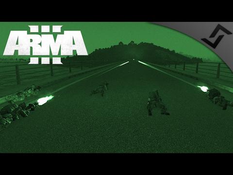 Modern Bridge too Far - ARMA 3 - US Army Rangers Medic Gameplay