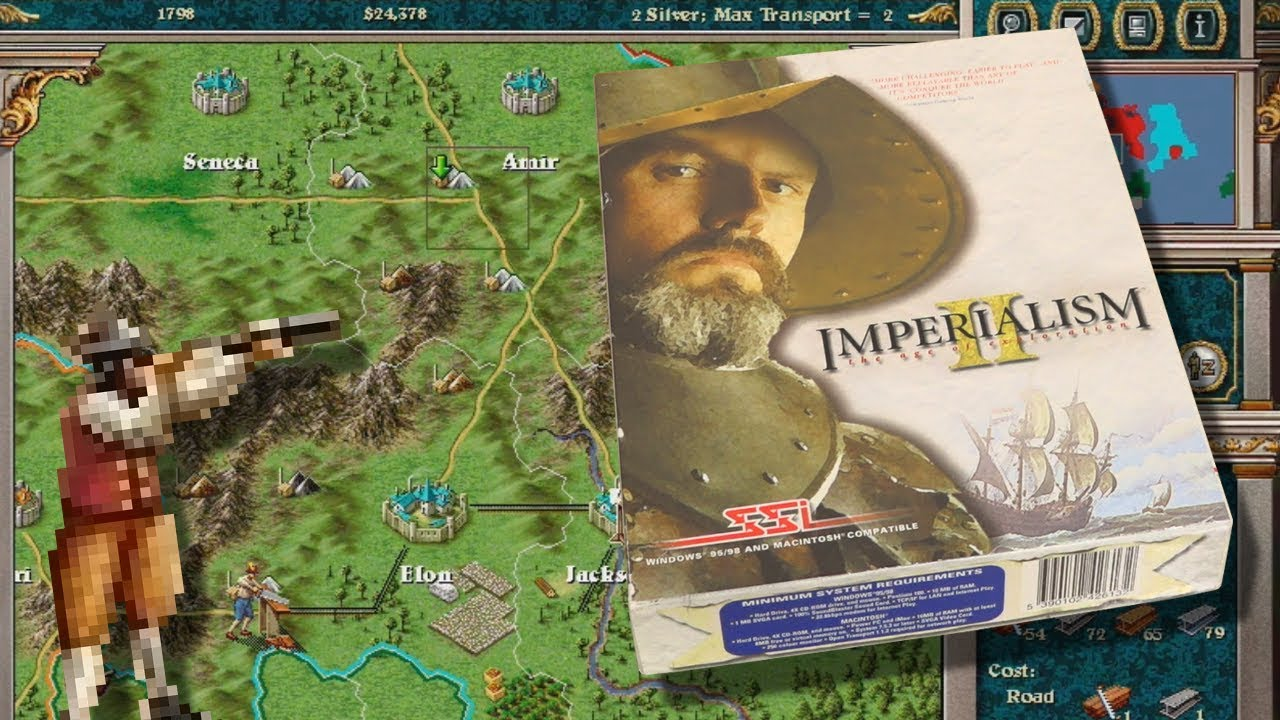 Imperialism Ii Re Write The Age Of Exploration In This
