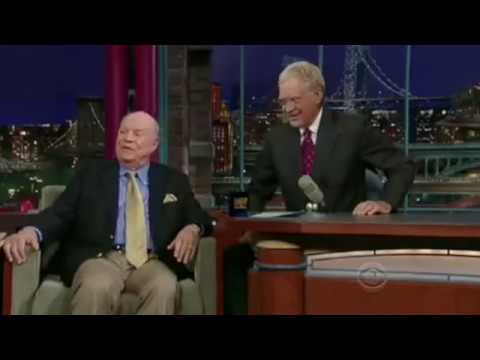 Don Rickles Letterman 2008