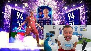 RONALDO 94 ONES TO WATCH!!!!!!!! PACK OPENING FIFA 19 ULTIMATE TEAM