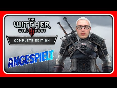 Angespielt The Witcher 3 Wild Hunt Complete Edition Test Im Stream Nintendo Switch German