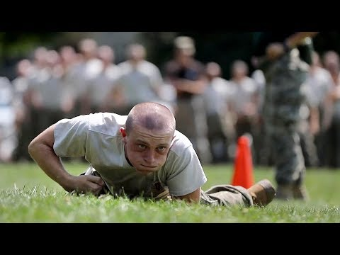New Cadet Week with the Virginia Tech Corps of Cadets