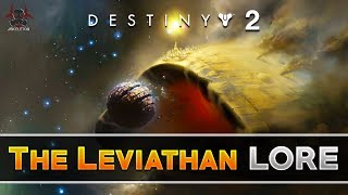 Destiny 2 | the leviathan lore & backstory (an invitation from the emperor)