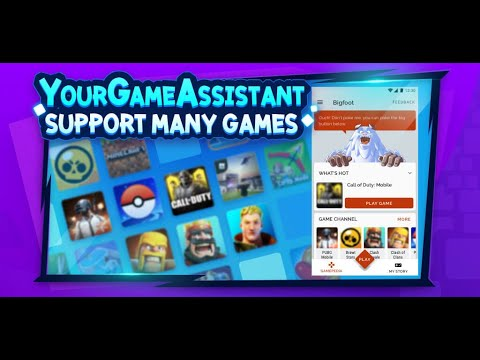 Bigfoot - FREE in-game assistant for mobile player - Aplikasi di ...