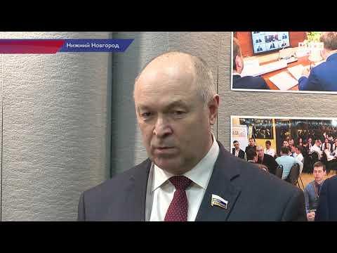 Электричку нового поколения запустили в Нижегородской области