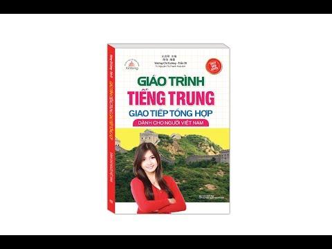 Giáo Trình Giao Tiếp Tiếng Trung Tổng Hợp Dành Cho Người Việt Nam - Phần Tesound