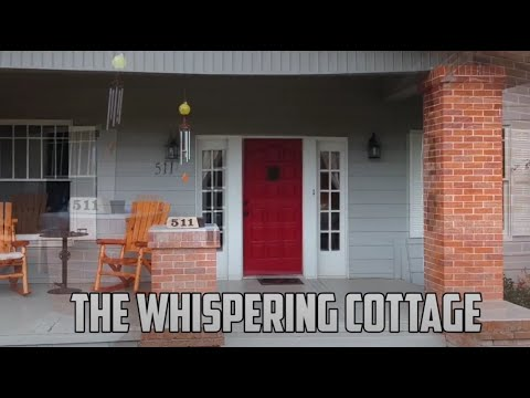 Full investigation of The Whispering Cottage in Mineral Wells Texas
