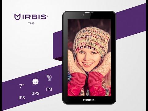 Планшет Irbis TZ45, замена сенсора(The Tablet,sensor Replacement)