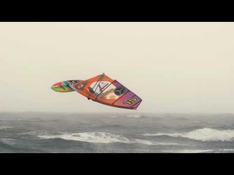 Wave-Action beim Mercedes-Benz Windsurf World Cup Sylt 2016
