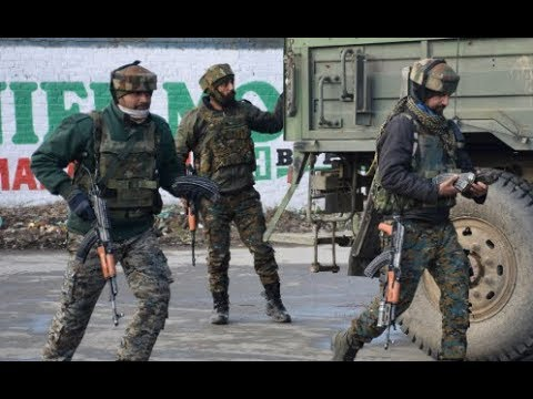 Pulwama attack mastermind Kamran killed in encounter, say Army sources
