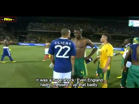World Cup 2010 Most Shocking Moments 36-French Team Crisis Part 2