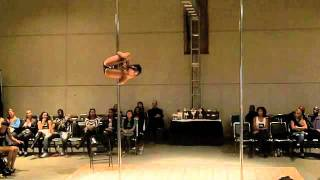 Miss Georgia Pole Dance Competition 2011 Amateur Optional Round